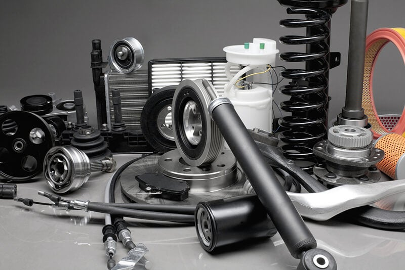 View Parts Specials Toyota