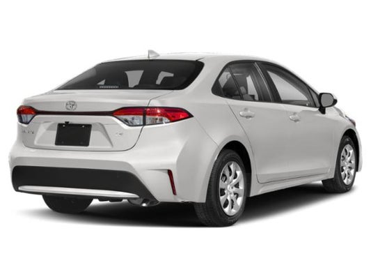 New Toyota Corolla >> 2020 Toyota Corolla Le