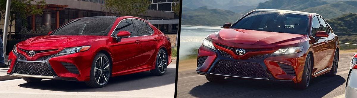 2019 Toyota Camry Vs Hybrid