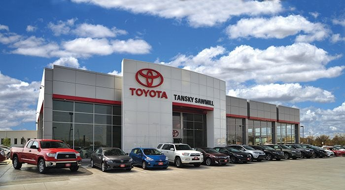 We are Tansky Sawmill Toyota