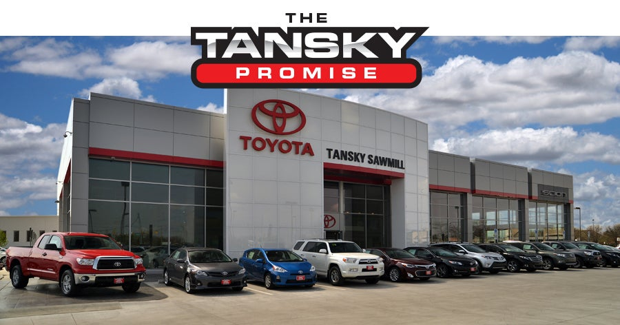 Tansky Sawmill Toyota In Dublin Oh